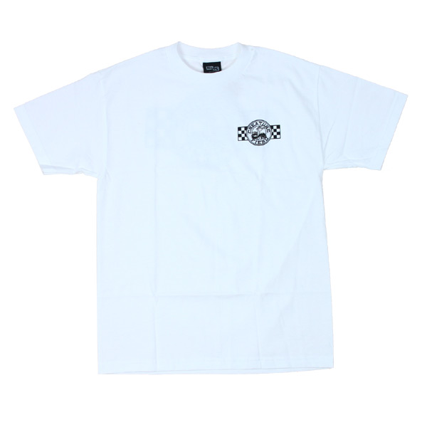 Creature STRIKE FAST Skateboard T Shirt BLACK LARGE
