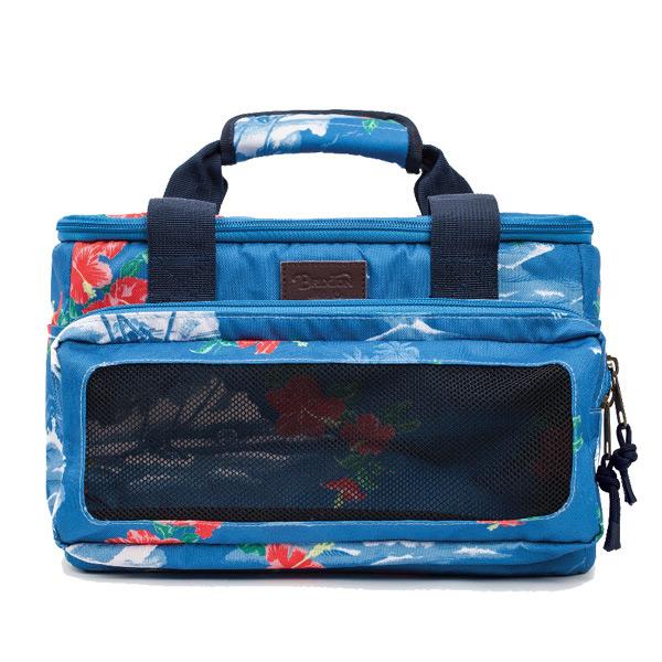 BRIXTON クーラーバック GIRDWOOD COOLER  BLUE(ブルー) (ブリクストン)