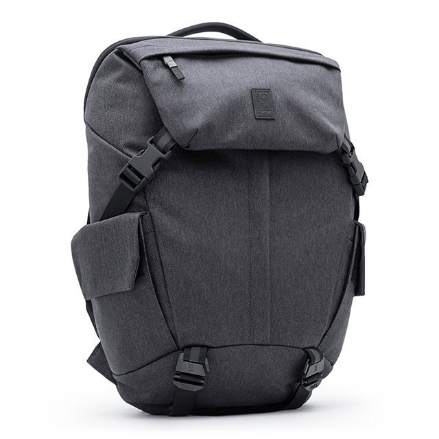 CHROME バックパック PIKE BACKPACK BLACK  (クローム)(バッグ)