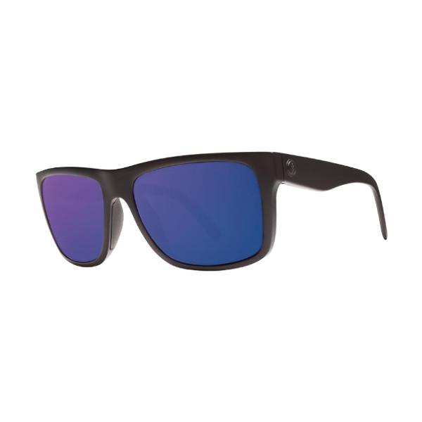 ELECTRIC 偏光サングラス  SWINGARM Sport MATTE BLACK + POLARIZED BLUE (エレクトリック)