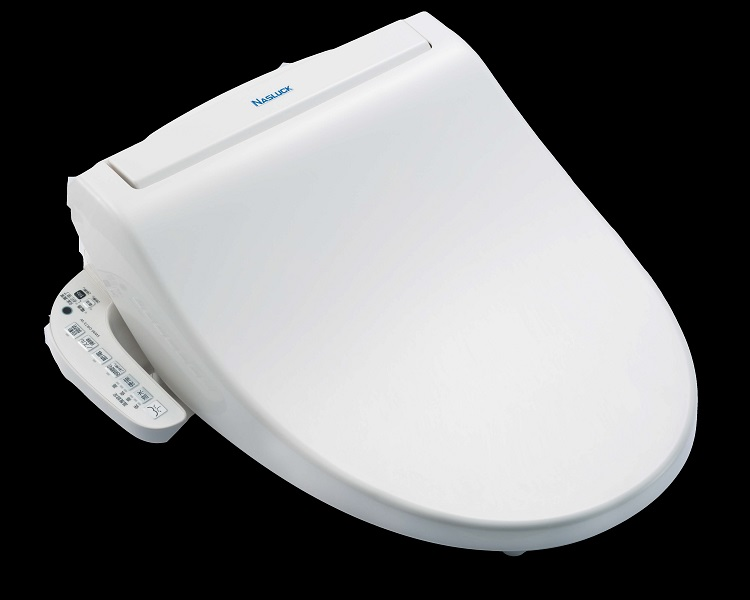 ナスラック シャワレッシュ SWMDR73W 貯湯式・温水洗浄便座・便座(便ふた)自動開閉機能付 リモコン操作・脱臭機能・ホワイト色