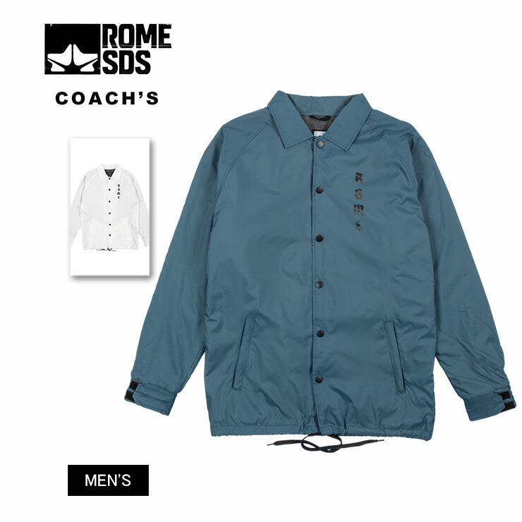 2019 ROME ローム COACH'S JACKET コーチジャケット ウェア【スノータウン】