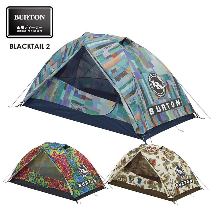 18-19 2019 BURTON バートン BIG AGNES×BURTON BLACK TAIL 2 TENT ブラックテイル テント キャンプ アウトドア【スノータウン】