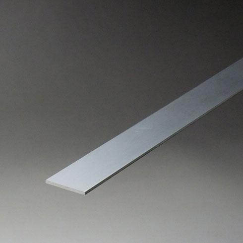 SALENEW大人気! アルミ材 アルミ型材 のFBフラットバー 平角棒 を販売 新作通販 幅広い規格 寸法 薄口 サイズを取り揃え 建材やDIYにも最適です 1x12x2000mm バフシルバー アルミフラットバー
