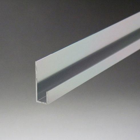 アルミ材 アルミ型材 の片長チャンネルを販売 鏡ミラーなどの枠や鏡受けとして 幅広い規格 寸法 浅型 付与 8x3640mm 超激安特価 サイズを取り揃え アルミ片長チャンネル ※サービスカット対応商品です バフシルバー