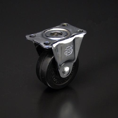 固定型単輪キャスター ストップ無 25mm 480個ケース入