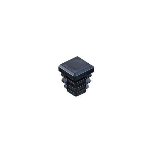 組立パイプシステムのパイプユニット 割引 自由にご希望サイズのディスプレイラックが製作できます 今だけ限定15%OFFクーポン発行中 組立パイプシステム UPS-13S 黒 パイプキャップ 13mm角パイプ用 ※1袋10個入