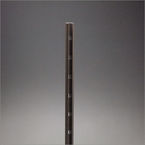 スリム棚柱(掘込用) KTR-5A 1820mm ブロンズ 40本ケース入 【あす楽対応】