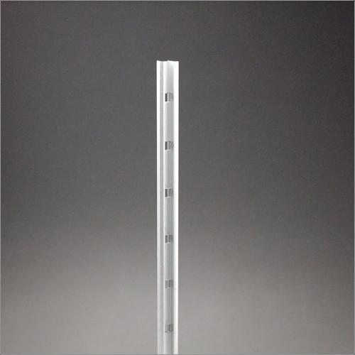 スリム棚柱(掘込用) KTR-5A 1820mm シルバー 40本ケース入 【あす楽対応】
