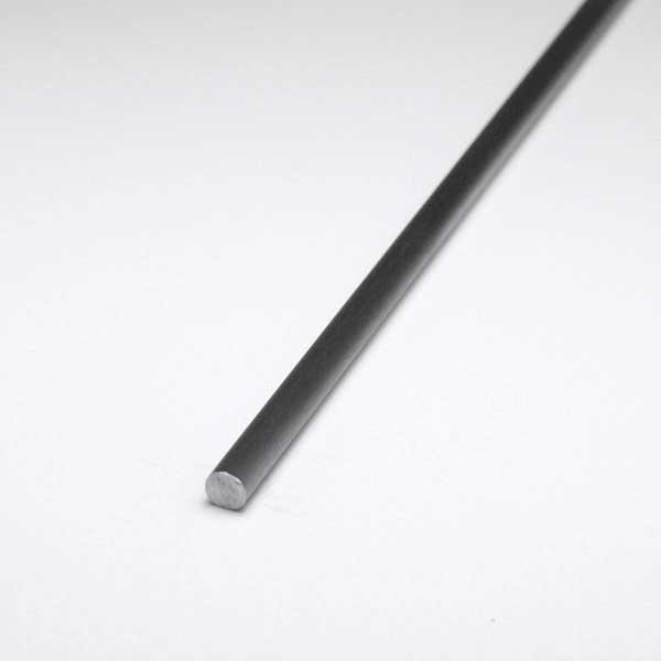 ステンレス丸棒 SUS304 φ19x4000mm ヘアライン仕上 【※サービスカット対応商品です】