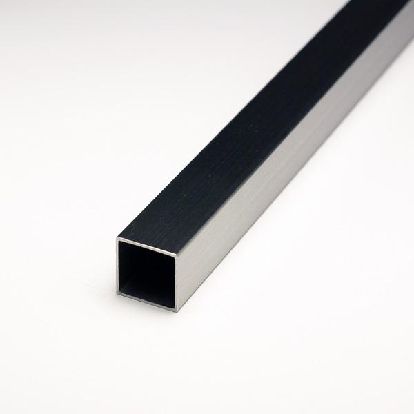 ステンレス角パイプ SUS304 1.5x35x35x5000mm(4M+1M) ヘアライン仕上 【※サービスカット対応商品です】