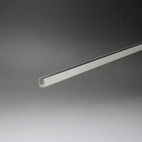 ステンレス材のC型チャンネル 破損止 を販売 等辺 不等辺など幅広い規格 寸法 ステンレス破損止 限定品 3mm用x2000mm ヘアライン仕上 [ギフト/プレゼント/ご褒美] サイズを取り揃え 建材やDIYにも最適