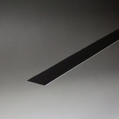 ステンレスフラットバー(コバ磨き) 5x20x2000mm