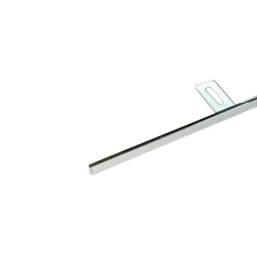 ステンレスミラーライン 3x9x3000mm 磨き仕上 【※サービスカット対応商品です】