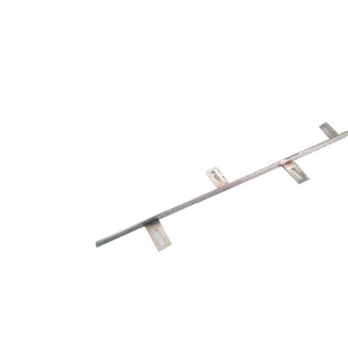 ステンレスミラーライン(中間用) 3x9x3000mm 鏡面(#600研磨)仕上 【※サービスカット対応商品です】