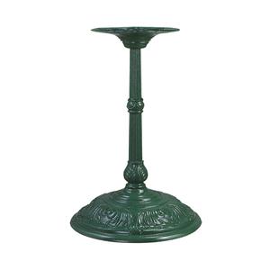 テーブル脚 アルミ鋳物 R-C-450 受座290φ SD塗装(屋内用) AJ付 高さ570mm