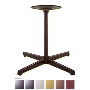 色々な木製天板に合うスチール製テーブル脚をご用意しました まとめ買い特価 豪華な テーブル脚 GG2660 ベース465x465 パイプ38.1φ 基準色塗装 受座280φ 高さ700mmまで AJ付