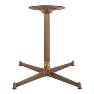 色々な木製天板に合うスチール製テーブル脚をご用意しました テーブル脚 FB2650 ベース475x475 今だけスーパーセール限定 通販 激安 パイプ45φ 高さ700mmまで 受座280φ AJ付 アルミジービー