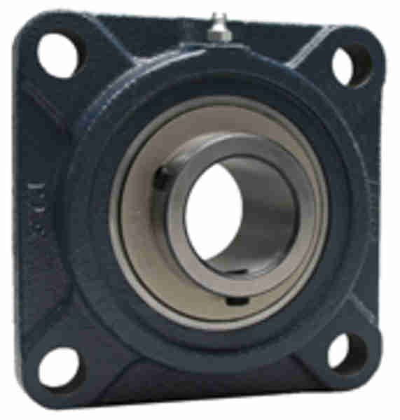 FYH UCFS313D 印ろう付き丸フランジ形ユニット 鋳鉄製軸端カバー付き