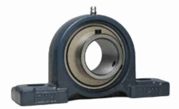 FYH UCP314C ピロー形ユニット 鋳鉄製貫通カバー付き