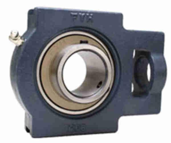 FYH UCT319C テークアップ形ユニット 鋳鉄製貫通カバー付き