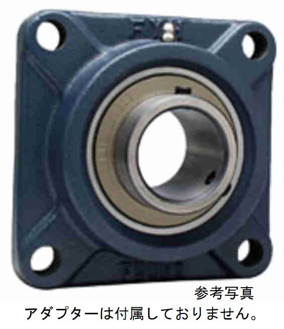 FYH UKF326C 角フランジ形ユニット 鋳鉄製貫通カバー付き