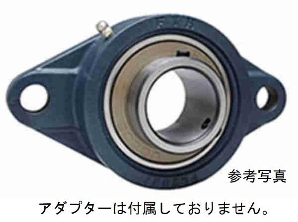 FYH UKFL217FD ひしフランジ形ユニット 鋳鉄製軸端カバー付き