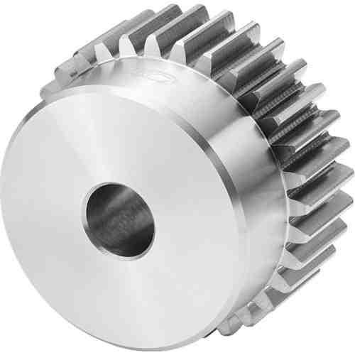 協育歯車工業 KG 平歯車 モジュール2.5 圧力角20度(並歯) S2.5S70BF-2520