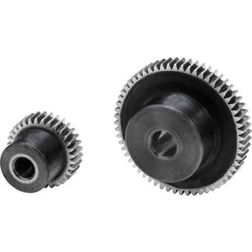 協育歯車工業 KG 歯研平歯車 モジュール1.5 圧力角20度(並歯) SGE1.5S90B-1512