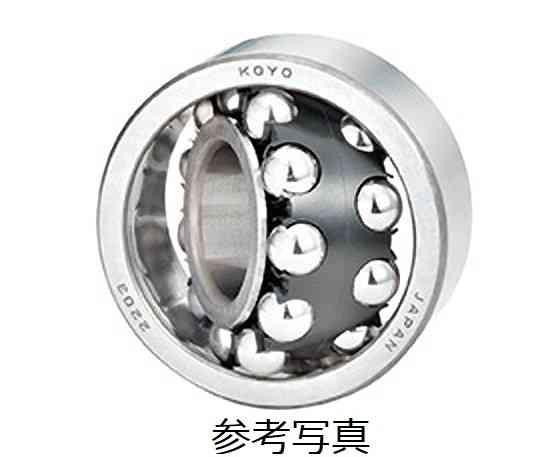 JTEKT(KOYO) 1317K 自動調心玉軸受 軸孔テーパ