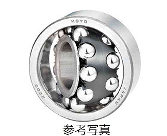 JTEKT(KOYO) 22217RZK 自動調心玉軸受 軸孔テーパ
