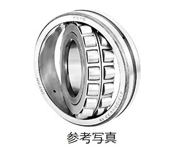 JTEKT(KOYO) 23244RKW33C3 自動調心ころ軸受 軸孔テーパ 油溝付き 内部すきまC3