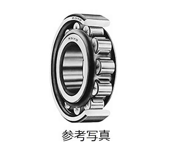 JTEKT(KOYO) NU411FY 円筒ころ軸受 もみ抜き保持器仕様