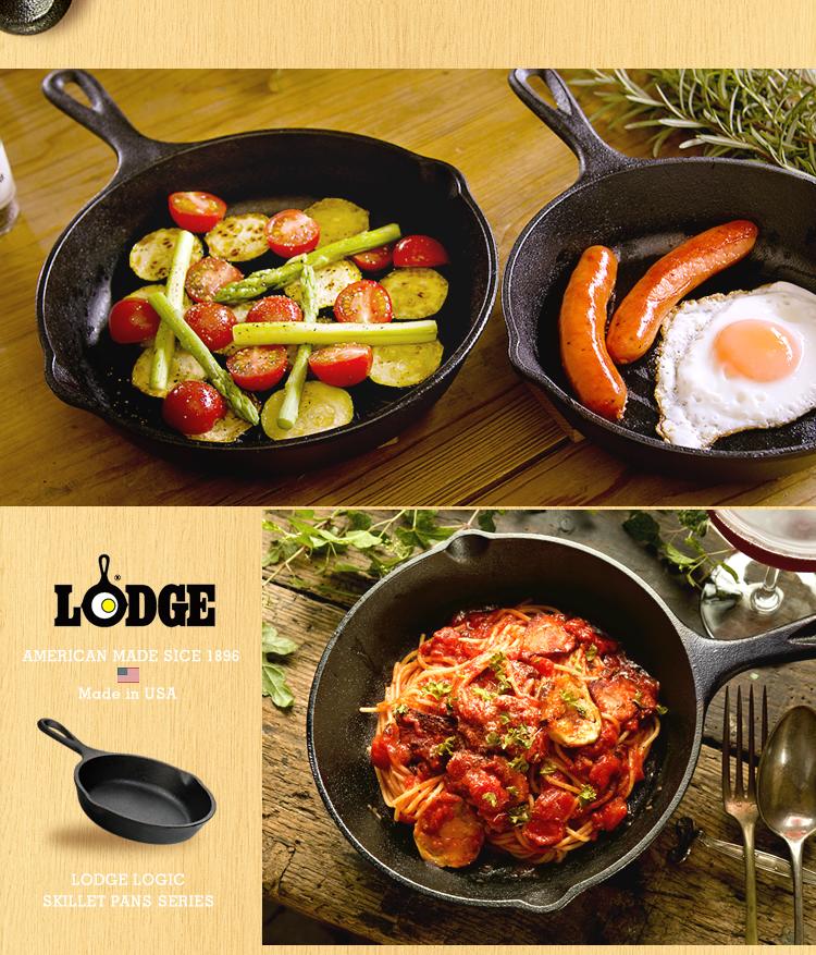 スキレット 6 1/2インチ ロッジ LODGE ロジック キャストアイアン フライパン ダッチオーブン アウトドア ダッチオーブン L3SK3 01033502000065