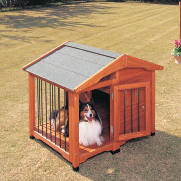 【送料無料】サークル犬舎 CL-1100 ブラウン【アイリスオーヤマ】【ペット用品・犬】 □□□