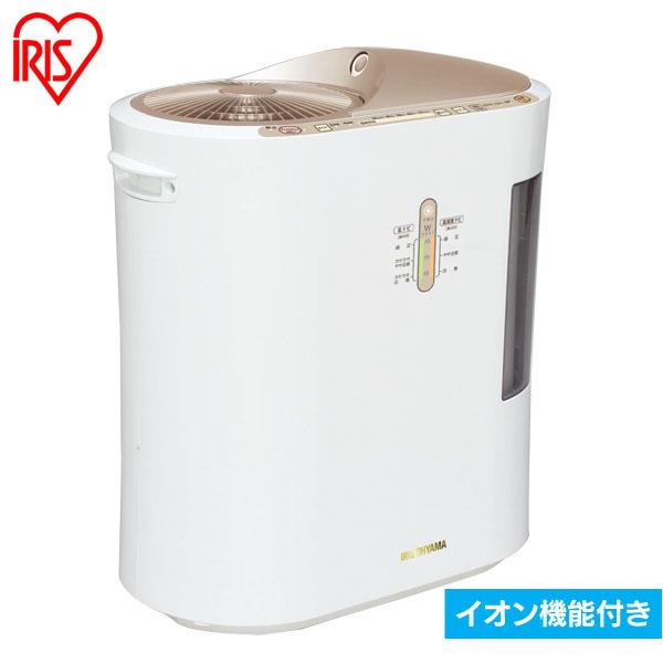 【送料無料】強力ハイブリッド加湿器 1000ml SPK-1000Z-N ゴールド (イオン付) アイリスオーヤマ