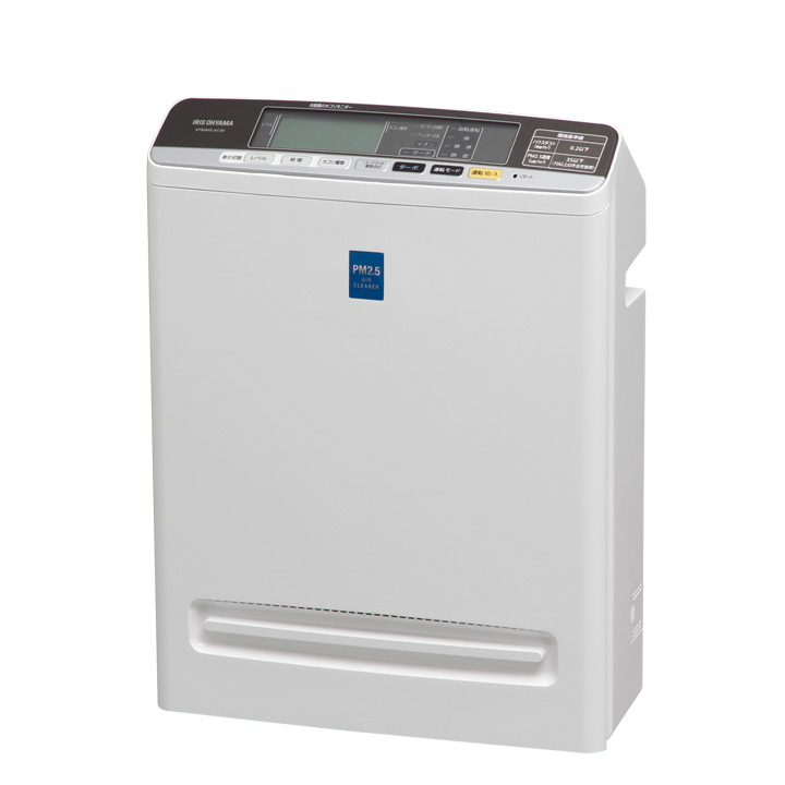 【送料無料】PM2.5対応空気清浄機 PM2.5ウォッチャー 17畳用 KPMMS-AC40 アイリスオーヤマ