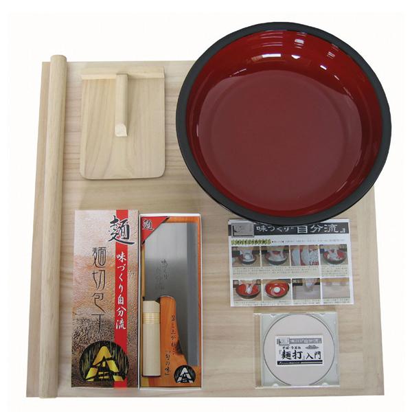 【送料無料】家庭用麺打ちセットA A-1230 AMV1701【en】【TC】