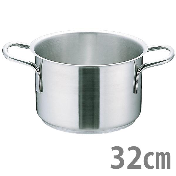 【送料無料】ムラノ インダクション 半寸胴鍋 AHVA305 32cm【en】【TC】