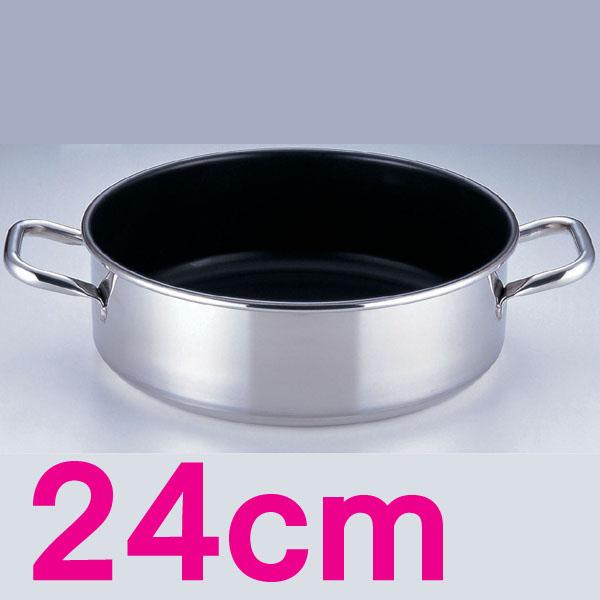 【送料無料】SAパワー・デンジ アルファ 外輪鍋 ASTG702 24cm 【en】【TC】