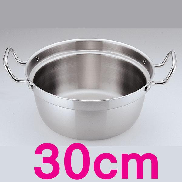 【送料無料】トリノ 和鍋 AWN0202 30cm  【en】【TC】