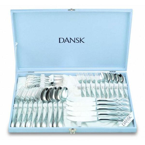 【送料無料】DANSK リーフ ディナー30PC 121509030026【TC】【sato】【ダンスク・キッチン用品・調理用品・食器・グラス・鍋】