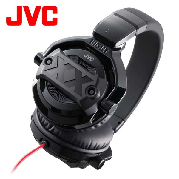 【送料無料】Victor・JVC アラウンドイヤーヘッドホン HA-XM30X[オーバーヘッド・ダイナミック型・密閉型]【D】