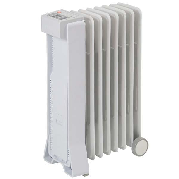 【送料無料】ユーレックス オイルヒーター RF8BS IW【電気ヒーター 電気ストーブ 暖房 】【D】