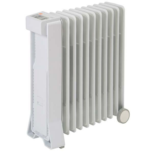【送料無料】ユーレックス オイルヒーター RF11ES IW【電気ヒーター 電気ストーブ 暖房 】【D】