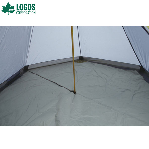 【送料無料】ロゴス(LOGOS) Tepee マット300 【NW】【アウトドア キャンプ レジャー バーベキュー BBQ 登山 ピクニック フェス】【D】