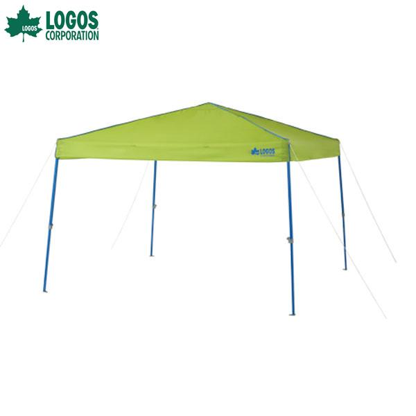 【送料無料】ロゴス(LOGOS) Qセットパイピングタープ 300-N 【NW】【アウトドア キャンプ レジャー バーベキュー BBQ 登山 ピクニック フェス】【D】
