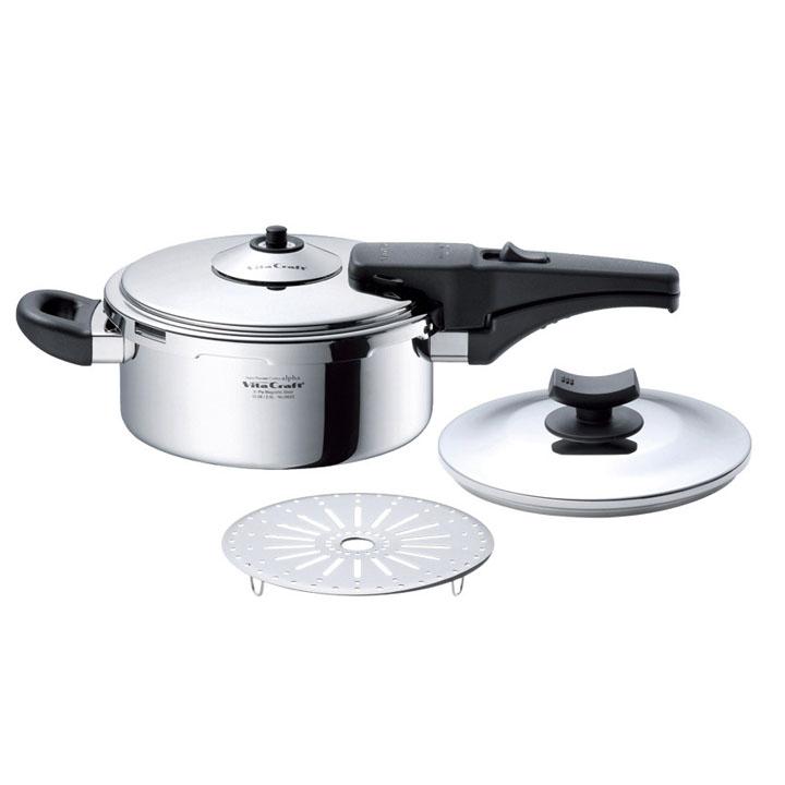 ビタクラフト スーパー圧力鍋 2.5L 622 圧力鍋 鍋 ビタクラフト 時短調理 鍋 圧力鍋 Vita Craft