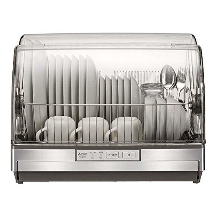 食器乾燥機 ステンレスグレー TK-ST11-H送料無料 キッチン家電 食器 乾燥 家電 三菱電機 【D】