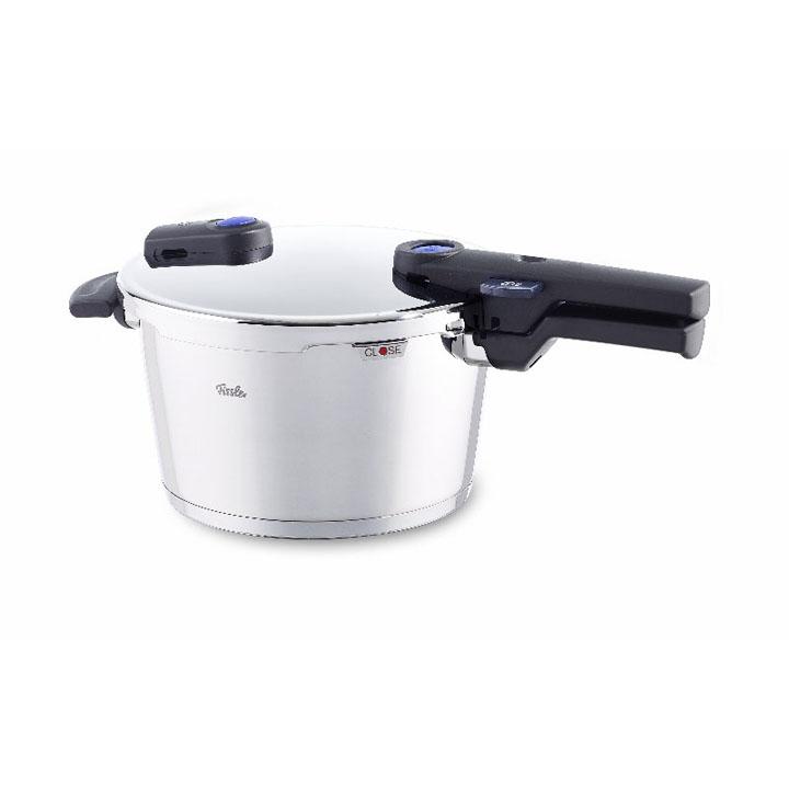 ビタクイック プラス 4.5L 90-04-00-511送料無料 圧力鍋 鍋 IH 4.5L 調理器具 フィスラー 【D】